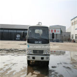 4X2 Dongfeng 4000L Vacuum Sewage Suction Truck
