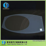 Dekoratives LED helles Panel-Glas Shandong-4mm
