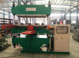 Máquina de borracha Vulcanizing do Vulcanizer da imprensa para a placa de quatro colunas