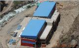 Costruzione prefabbricata della struttura d'acciaio per la stazione idroelettrica (di potere)