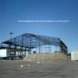 Edificio de la construcción del almacén de la estructura de acero/taller de acero, fabricante de Shandong