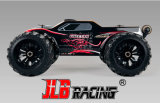 RC Hobby Man's Electric Toy Car, Remotre Control Crazy RC Monster Truck