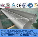 Труба нержавеющей стали трубопровода с теплым Cover-201