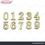 House di plastica Number con l'Auto-Adhesive (310020)