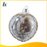 Ornamenti della sfera di vetro di natale di alta qualità