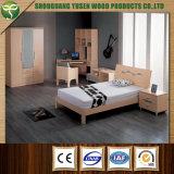 Mobilia poco costosa della camera da letto dell'insieme completo di prezzi fatta in Cina