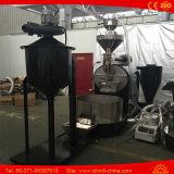 Roaster do ar quente de incêndio direto de torrificador de café do grupo 60kg meio