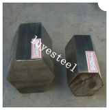 Barra hexagonal 301 302 del acero inoxidable