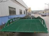 Verwendete im Freien elektrische Dock-Rampe für populäres