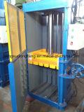 Máquina de empacotamento do frasco vertical hidráulico do animal de estimação