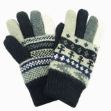 Dame Fashion Wool Gloves (jyg-25247)