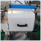 El corte de la pista del doble de la máquina de la puerta de la ventana del PVC del aluminio UPVC consideró