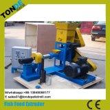 Máquina flotante seca de la producción de la pelotilla de la alimentación de los pescados del tornillo del Ce