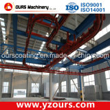 Overhead personalizado Chain Conveyor em Various Coating Lines