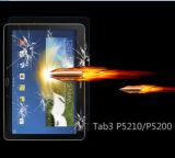 Protector antiexplosión de la pantalla del vidrio Tempered de HD para la tabulación 3 de la galaxia de Samsung 10.1 P5200 P5210