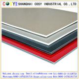 Composé en aluminium matériel Panel/ACP du PE de décoration 4mm (d'intérieur)