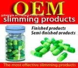 Slanke Capsules van de Producten van het Verlies van het Gewicht van Soso de Groene