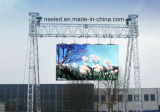 Visualización de LED de la publicidad al aire libre LED Screen/P6, P8, P10, P5.95