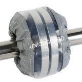Protecteurs en bride en fibre de verre revêtues de silicium