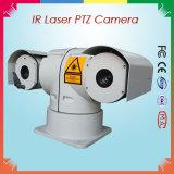 Cámara del laser de la seguridad PTZ para la detección de los 400m