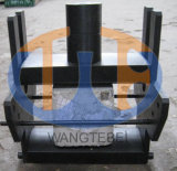 Wty-W1000kn/2000kn/3000kn Geautomatiseerde het Testen van de Compressie Machine