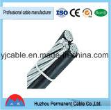 2017 fio elétrico isolado de alumínio barato do cabo do ABC do condutor XLPE com gota do serviço