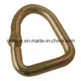1 '' D-Ring для хлестать планки/груза храповика/управления безопасности связывает вниз