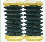 6FT PVC 운동장 또는 중국 철사 담을%s 입히는 체인 연결 담