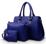 China-stellte verschiedene Farben-Handtasche für Frauen ein