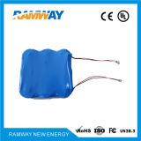 Er34615m-4リチウム電池のパック14.4V 14.5ah