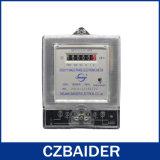 단일 위상 탬퍼 보호 정체되는 Kwh 미터 (에너지 미터, 전자 미터) (DDS2111)