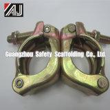 Type de JIS coupleur pressé d'échafaudage pour se relier de pipe (usine de Guangzhou)