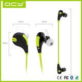 Fone de ouvido de Bluetooth MP3 da alta qualidade, fone de ouvido móvel Qy7