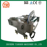 Máquina de embalagem automática inoxidável do vácuo do rolo de aço/alimento/vácuo/árvores de fruta/feijões/arroz Dzl-1100