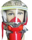 O filtro do incêndio da venda direta da fábrica Auto-Salva o Ce da máscara da proteção de instrumento/incêndio de respiração/da máscara escape de incêndio
