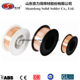 溶接材料の溶接ワイヤ(ER70S-6/SG2/YGW12/A18/G3Si1)