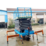 Plataforma hidráulica de trabalho de 500kg 16m (SJZ0.5-16)