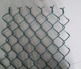 販売の中国の熱い工場PVC上塗を施してあるチェーン・リンクの塀の網