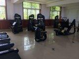 Anúncio publicitário do equipamento da ginástica do equipamento da aptidão imprensa do pé de 45 graus