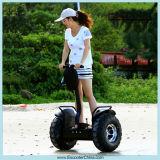 Elektrischer Chariot, 2 Rad-elektrischer Selbstausgleich-Roller, persönliches Fahrzeug, Esoi