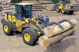 XCMG Lw600kn caricatore della rotella da 6 tonnellate con il morsetto, A/C, controllo pilota