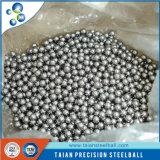 """1/8 """" bola de acero sólida del rodamiento de bolitas del acerocromo G1000"""