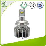 Faro di alta luminosità 45W 4500lm H4 LED per l'automobile