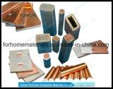 Elettrodo placcato bimetallico Rod del bottaio di titanio