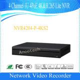 Canal 1u 4poe 4k&H. 265 Lite Poe NVR (NVR4204-P-4KS2) de Dahua 4