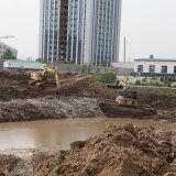 Sumpf Hydraulic Crawler Excavator mit 14m Long Boom (Jyae-6)