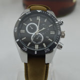 Watch Military Watch dos homens, Calendar Análogo-Complete Display Japão Miyota Quartz Watch Men 3ATM