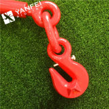 Carga de trinquete de la carpeta por la cadena de amarre