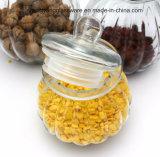 家の使用のための陶磁器のふたが付いている食糧記憶のガラス瓶