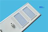 STRASSENLATERNEder Leistungs-120 integriertes Solardes watt-LED mit Cer - alles in einem Solarlicht integriert mit Lithium-Batterie